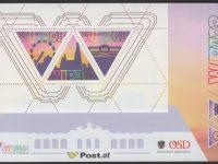 Österreich - Block 041 - postfrisch - WIPA 08 mit Eintrittskarte