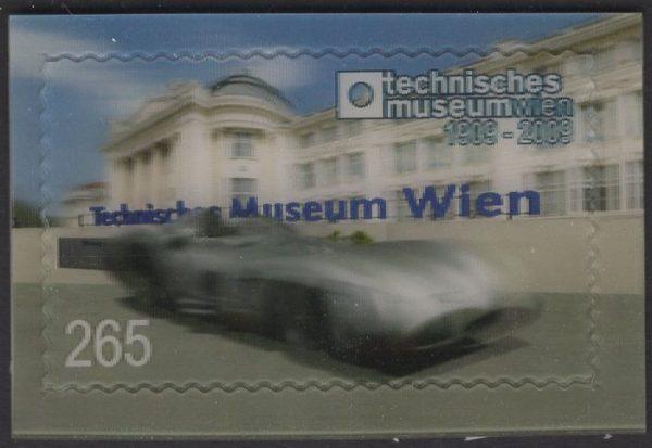 Österreich - Block 049 - postfrisch - Technisches Museum Wien