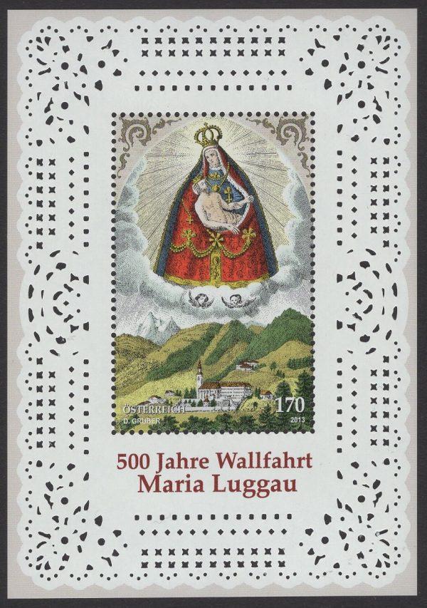 Österreich - Block 076 - postfrisch - Maria Luggau