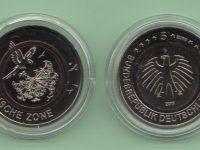 2017/3-5€-Tropische Zone Buchstabe D