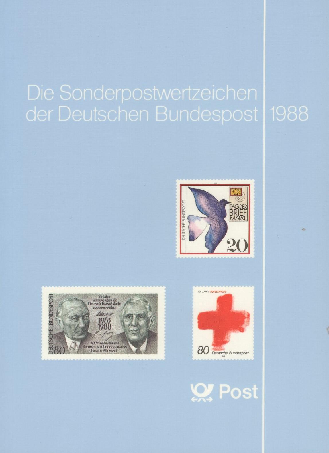 Bund Jahrbuch 1988