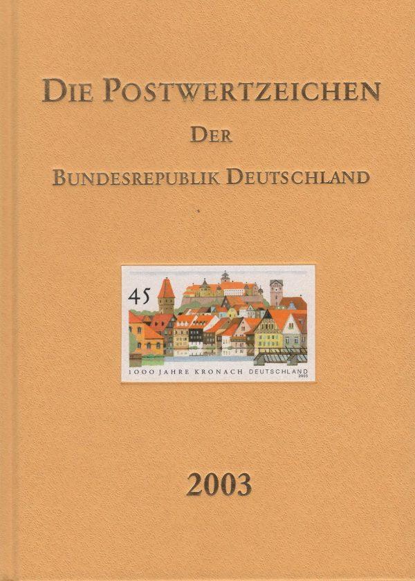 Bund Jahrbuch 2003