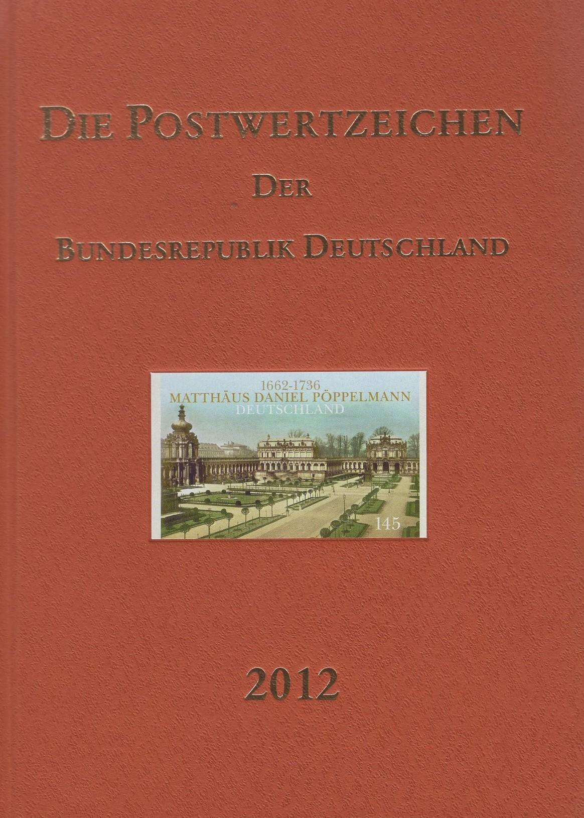 Bund Jahrbuch 2012