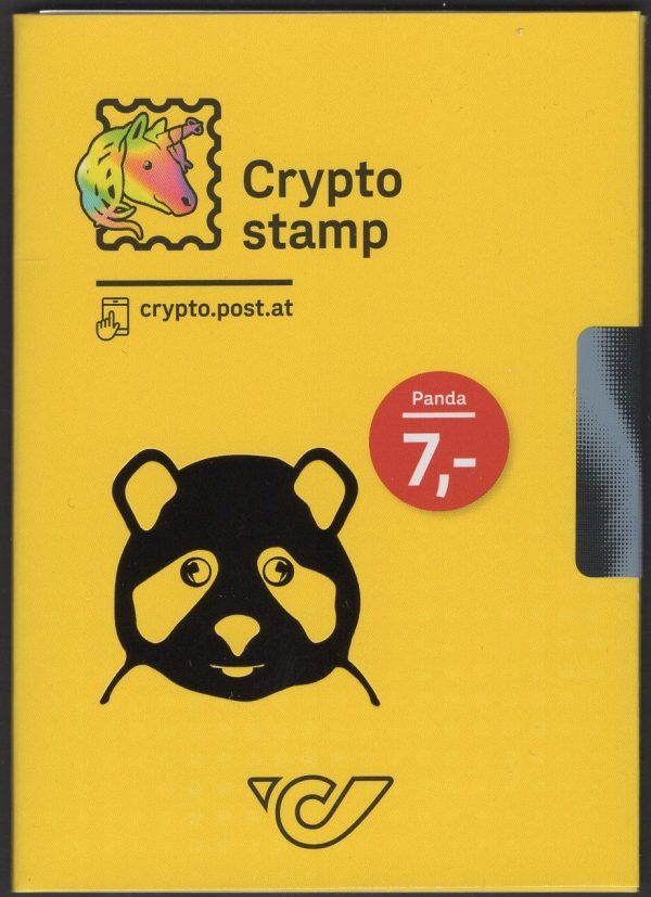 Österreich - Block 114 - postfrisch - Panda