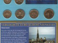 Österreich 2002 vergoldet