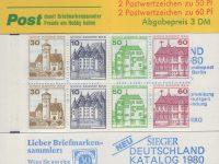 Berlin MH 12 a oZ Burgen und Schlösser