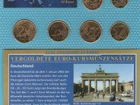 Deutschland 2002 vergoldet