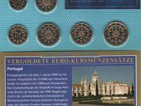 Portugal 2002 vergoldet