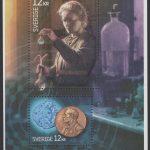 Schweden - postfrisch - Block 38 - Marie Curie