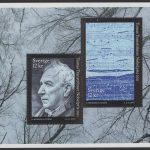 Schweden - postfrisch - Block 47 - Nobelpreis Thomas Tranströmer
