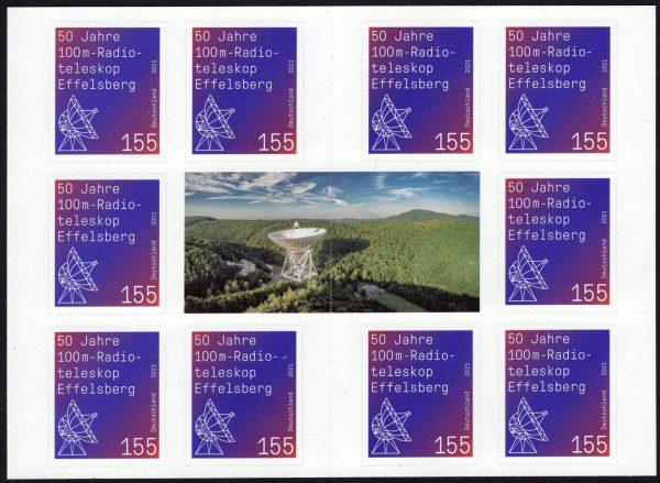 MH 123 50 Jahre Radioteleskop